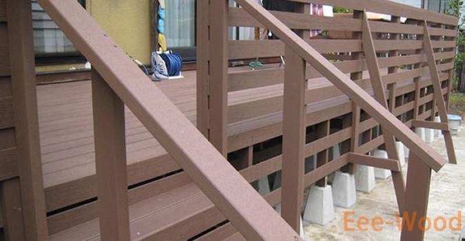 無垢柱材L90施工例