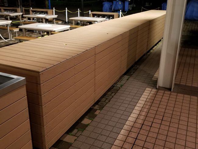 収納ボックス・ベンチの施工例(埼玉県 株式会社 アイワークス様ご施工)