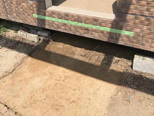 人工木階段