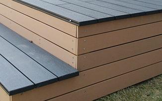 人工木 幕板