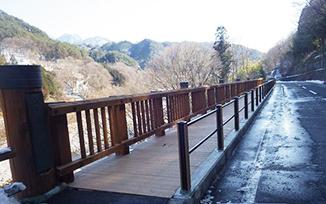 人工木 桟橋