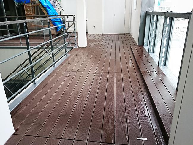 人工木 施工事例