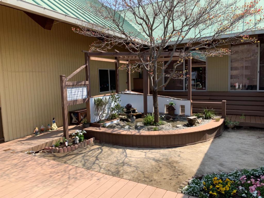 保育園園庭ビオトープ(千葉県 有限会社 ハーブプラネット様ご施工)
